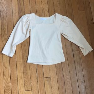 Oak and fort from anthro size small EUC